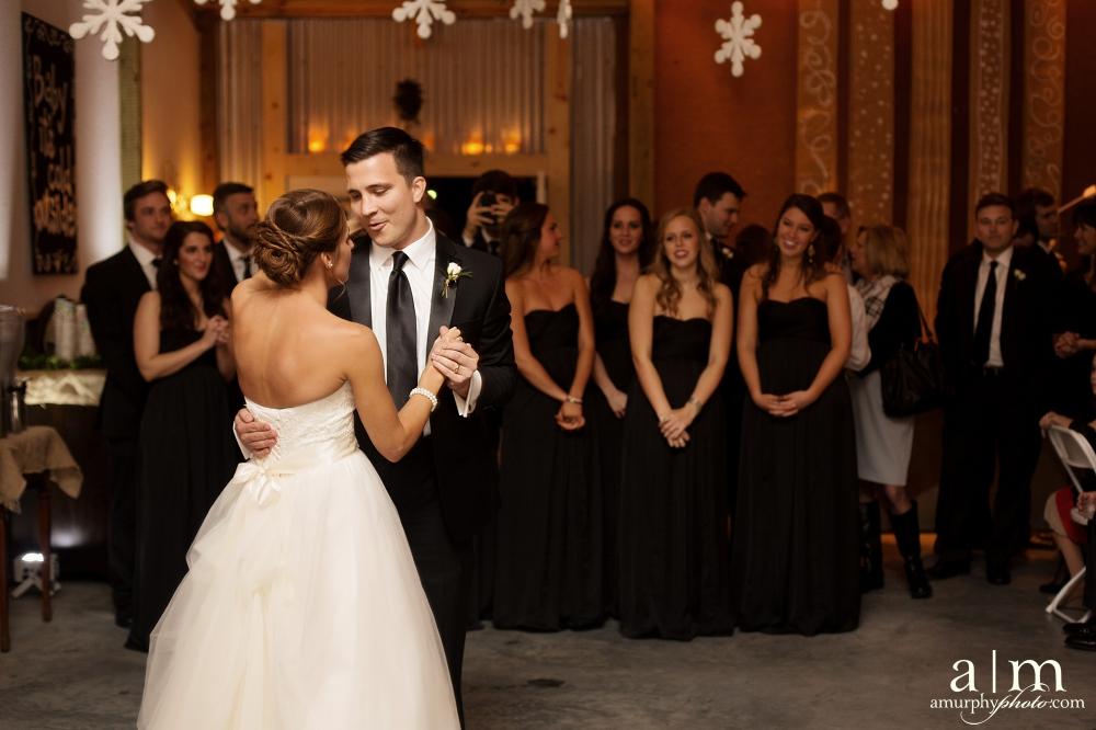 Winter Tulsa Wedding 12