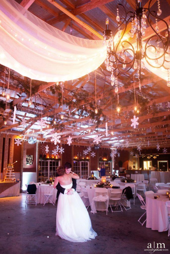 Winter Tulsa Wedding 15